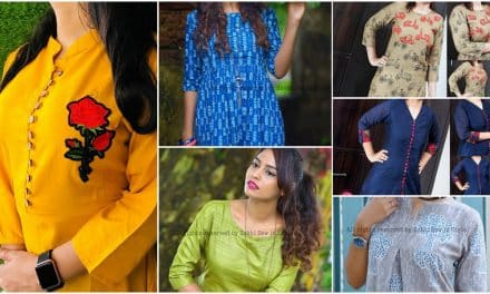 Kurti designs for stitching