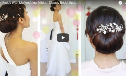 Get ready with me wedding edition-Classic bridal
