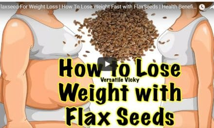 How to lose weight fast with flaxseeds