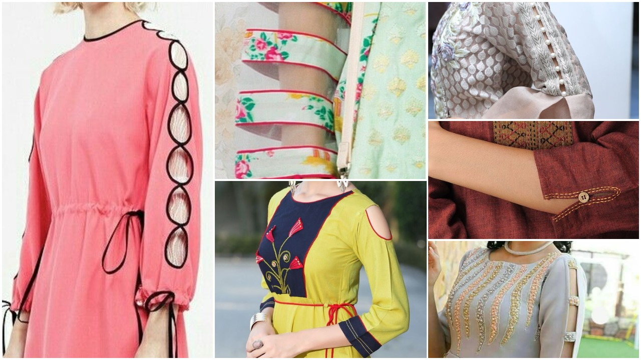 20 Different Types Of Sleeves Design Patterns Simple Craft Ideas