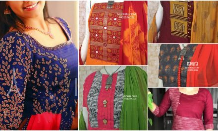 Types of latest kurti designs every girl should own