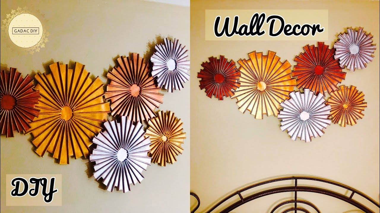 How To Wall Hanging Craft Idea Simple Craft Ideas