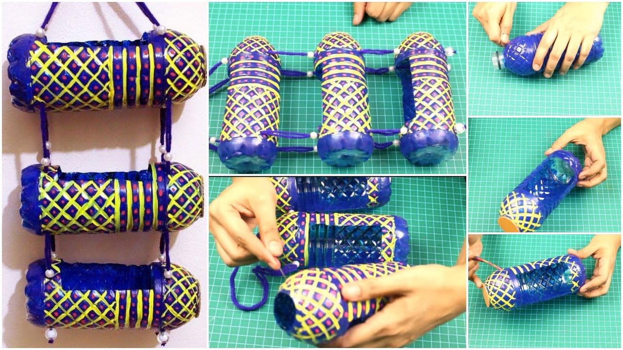 Useful ways to reuse plastic bottles