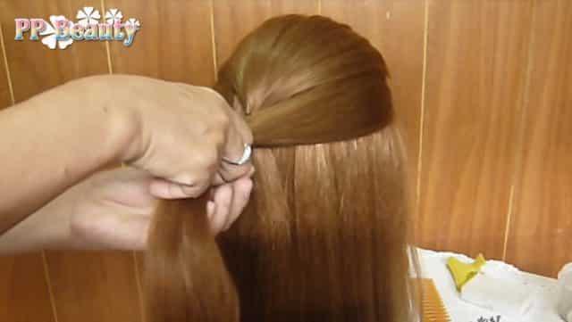 Cute and easy braid
