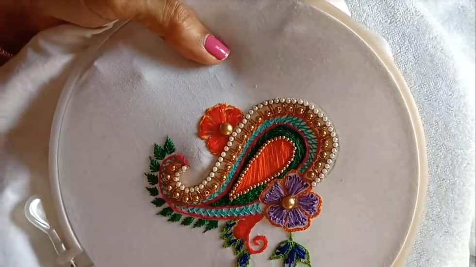 motif design for dresses