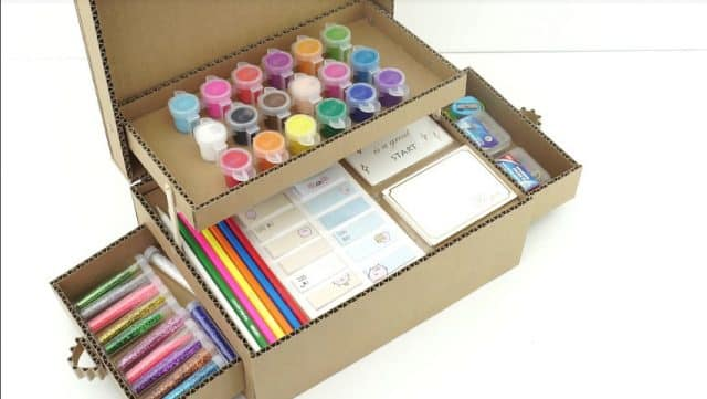 pencil organizer