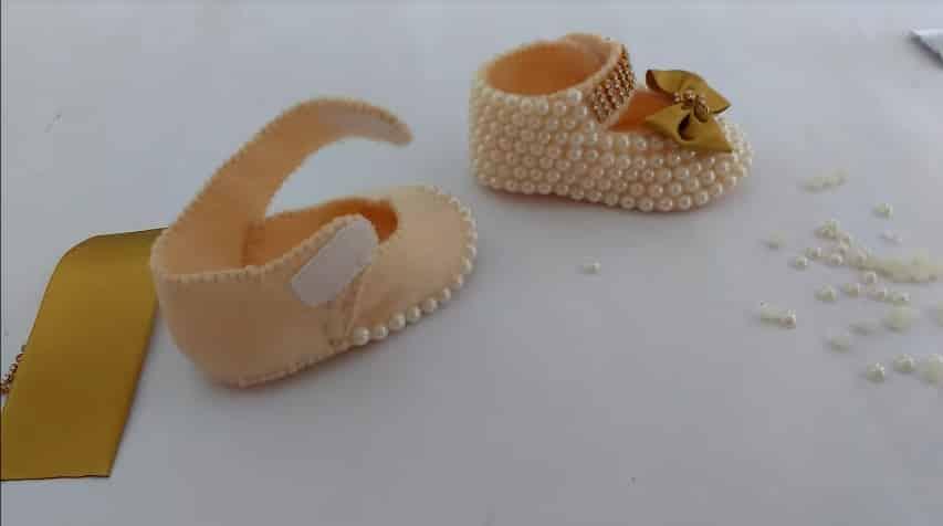felt shoe