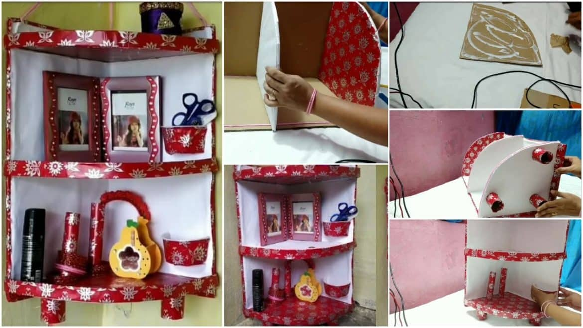 How to make beautiful organizer