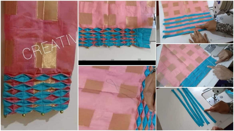 Beautiful beads sleeve designs
