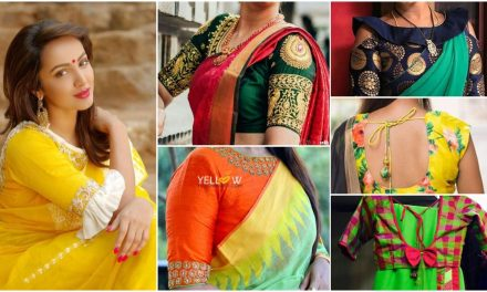 Latest blouse designs for party wear, designer blouses for wedding