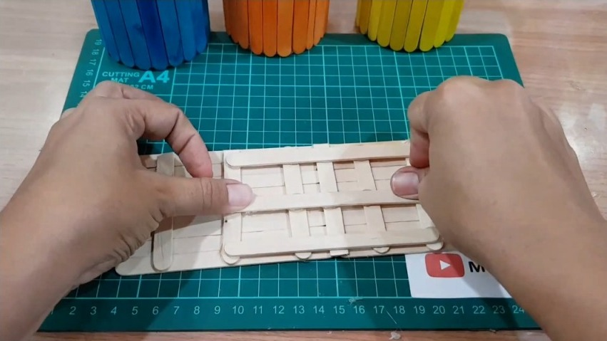Easy Pen Stand