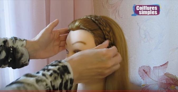 Tuto hairstyle