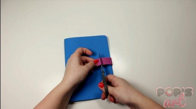 pencil case from foam sheet