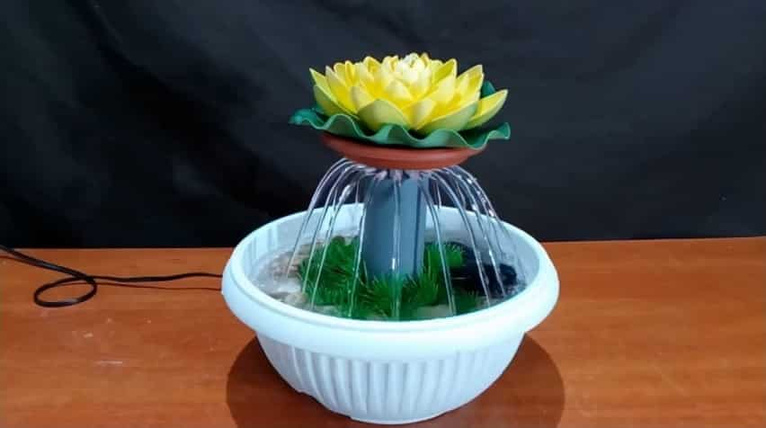 Tabletop water Fountain