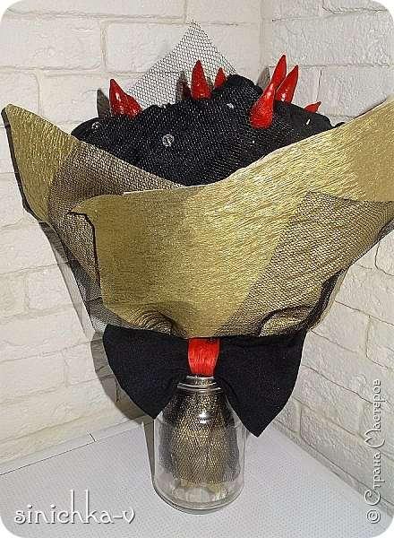 bouquet from socks