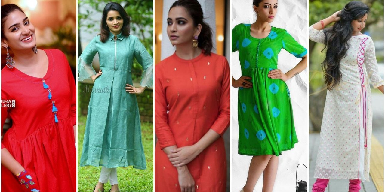 25 Types of kurtis you can have in your wardrobe