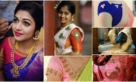 Try these sensational saree blouse designs to wow everyone today