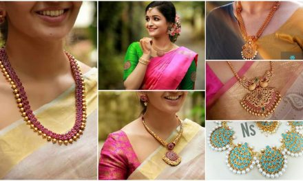 Bridal gold jewellery sets