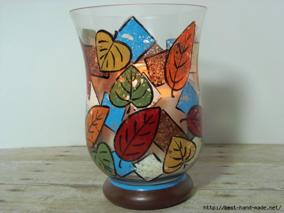 Painting Of A Glass Vase 1 Simple Craft Ideas