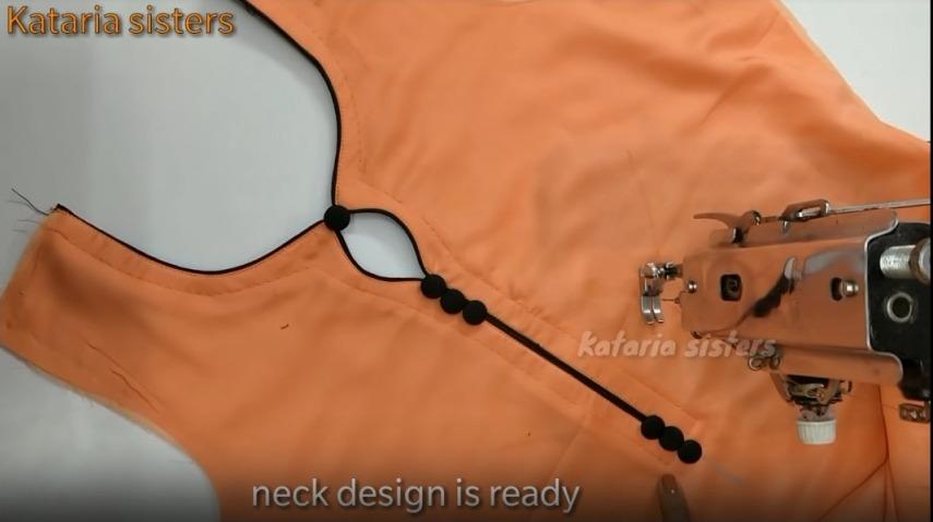 kurti neck design