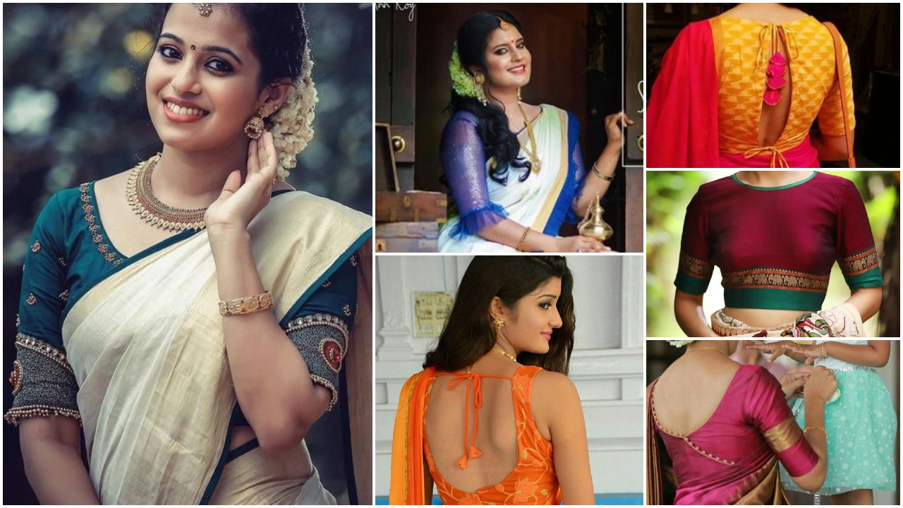blouse designs for every woman