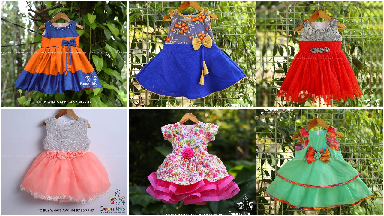 frocks design baby girl