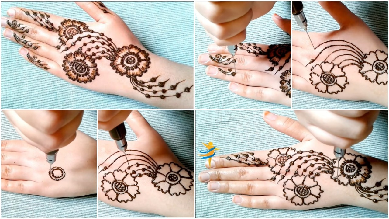 Henna for beginners