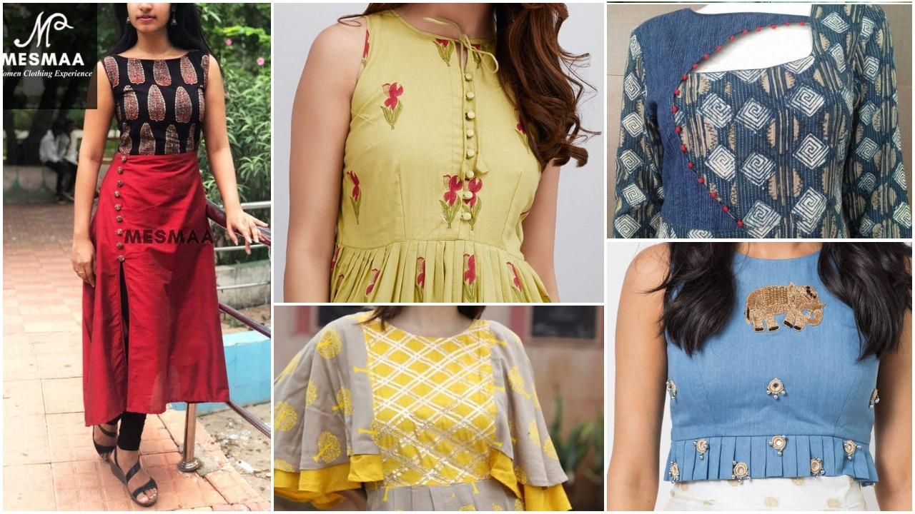 kurti designs for stitching