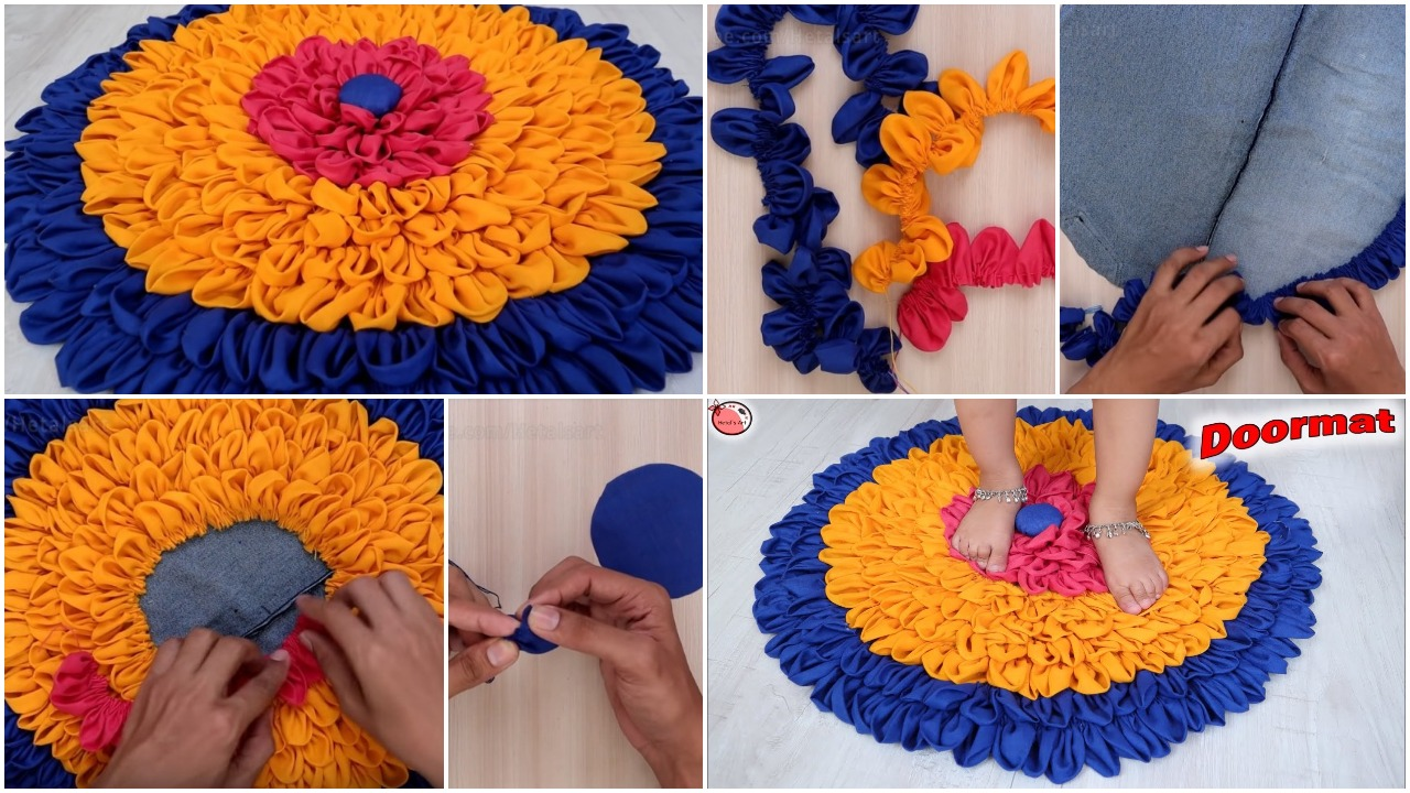 doormat making at home