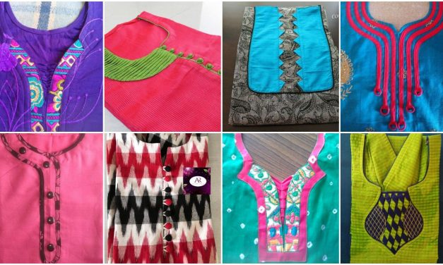 Best latest designer kurtis designs for stitching