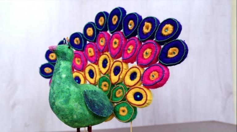 showpiece Peacock