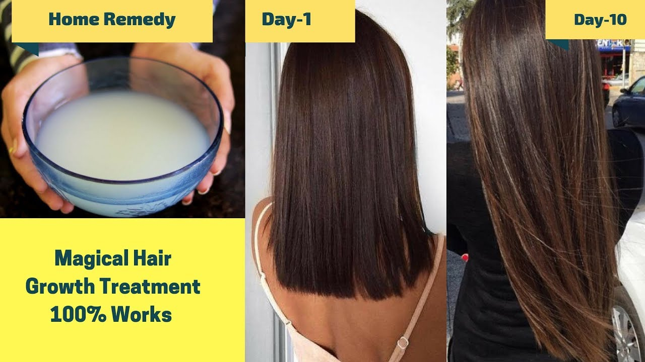 how to grow hair faster naturally