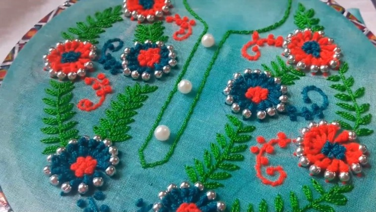 puthi Hand Embroidery