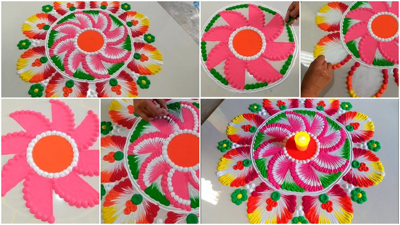 Beautiful Rangoli Design