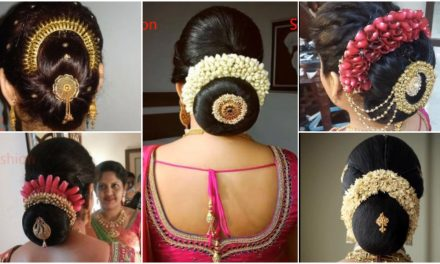 Indian bridal hairstyles perfect for your wedding
