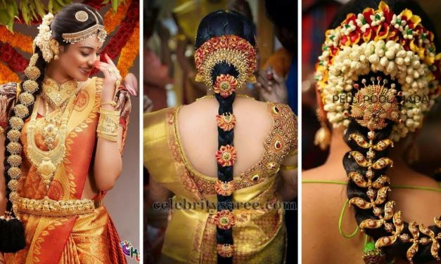 30 Best Indian bridal hairstyles trending this wedding season