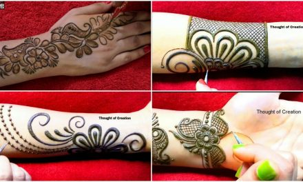 Mehandi designs for beginners