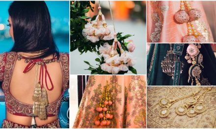 Slay at weddings in these 8 uber stylish latkan design and more