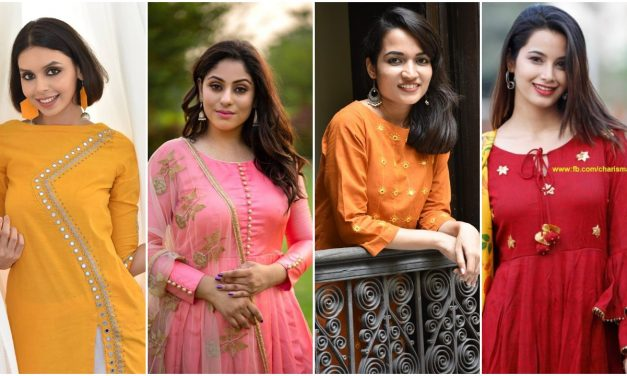 Top 35 celebrity styles kurti for 2019