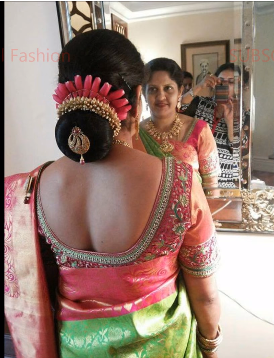Indian Bridal Hairstyles Perfect For Your Wedding Simple Craft Ideas