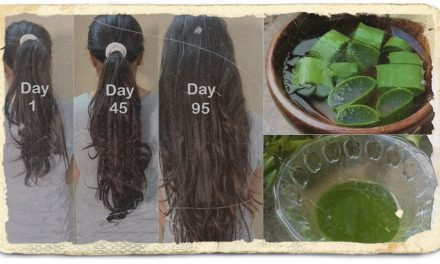 Secret recipe for double hair growth
