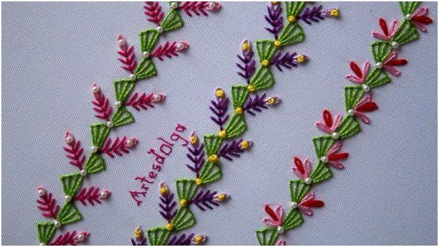 embroidery decorative stitches