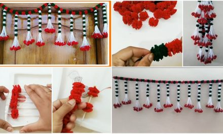 How to make door hangings