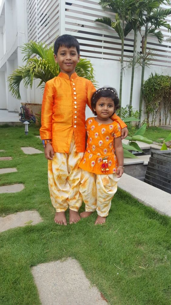 Brother and Sister Outfits