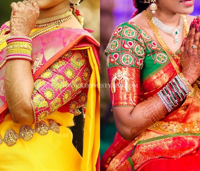Traditional Blouse Designs