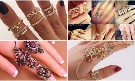 Most beautiful finger rings designs ideas