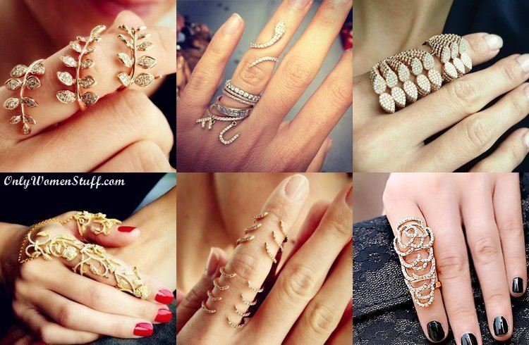 Finger Rings Designs