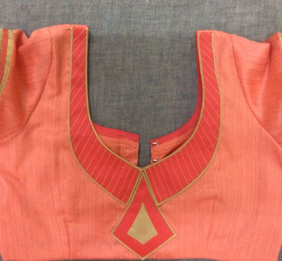 Simple Blouse Design