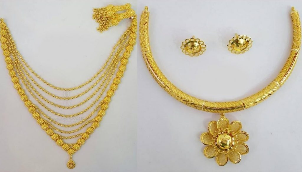 0a6ad1633 ... the purchase of gold is yet another investment which is rarely spoken.  However, do you imagine buying a fancy piece of the latest gold necklace  designs?