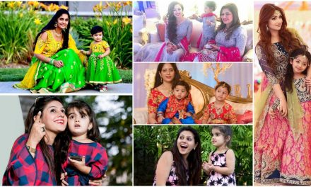 30 mom and daughter dress design images